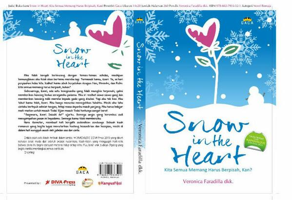 snow in the heart