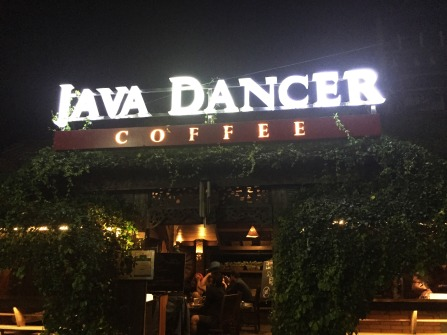 Java Dancer